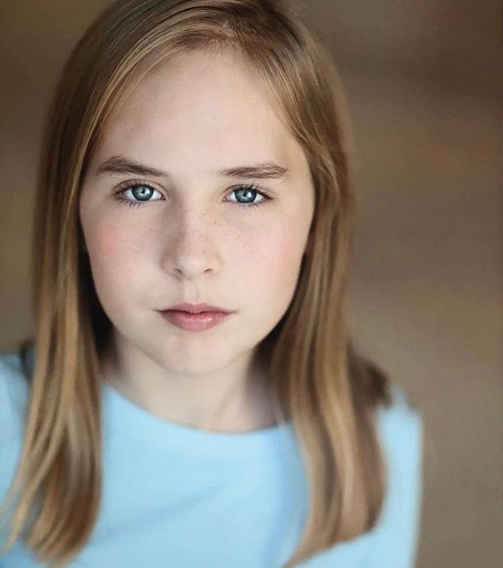 blonde girl with blue eyes - girls who do great things - jennifer howard