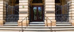 Supreme Court of SA Entrance