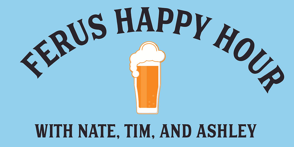 Ferus Ales Happy Hour