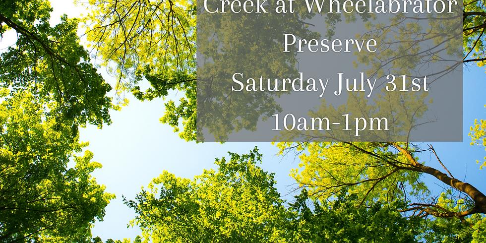 Trees of Big Timber Creek Walk