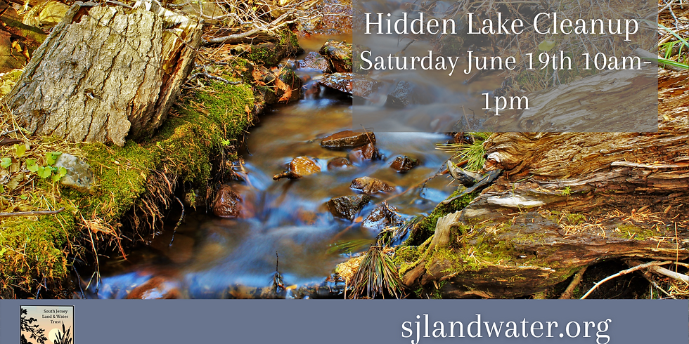 Hidden Lake Cleanup and Nature Hike