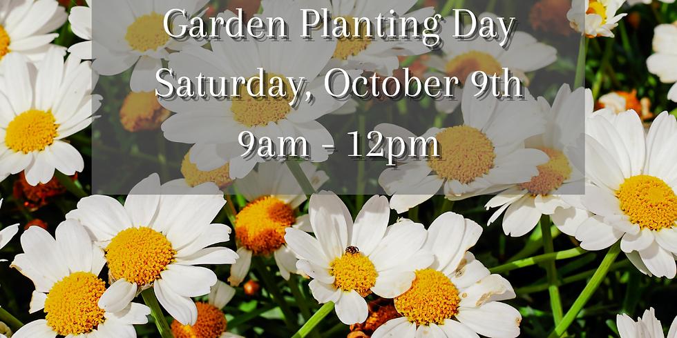 Garden Planting Day