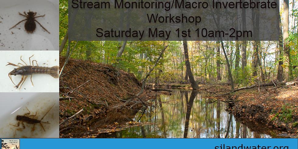 Stream Monitoring/Macro Invertebrate Workshop