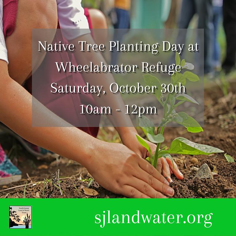 Native Tree Planting Day