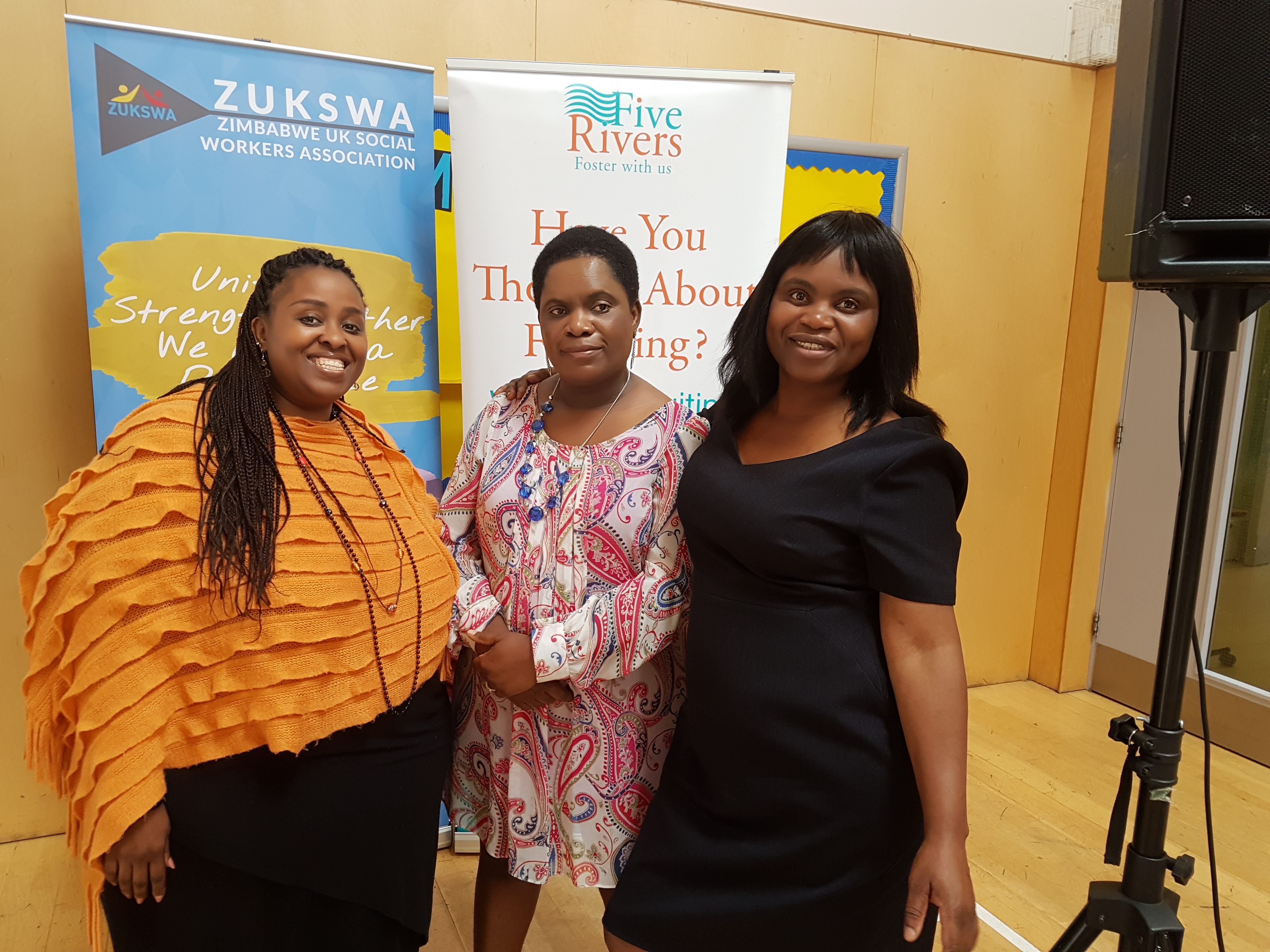 Networking at a ZUKSWA event