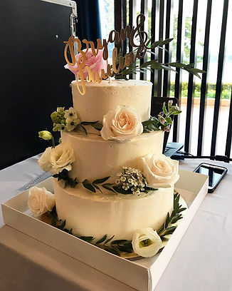 Singapore Flywer Wedding Cake.JPG
