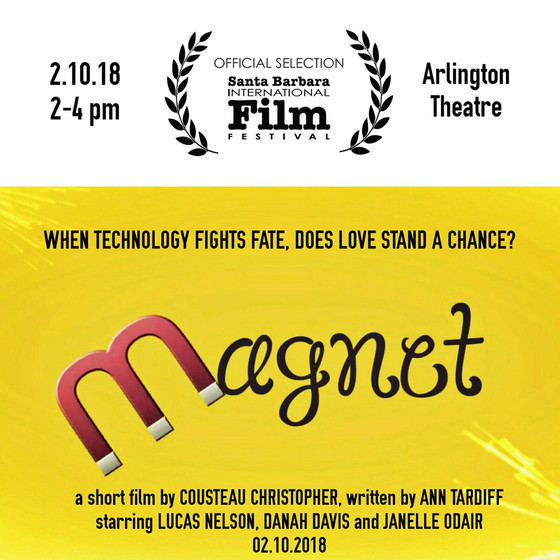 Magnet goes to SBIFF