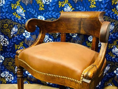 Les textiles de l'Atelier sont chez Simonneau Tapissier