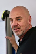 Hans Hultgren Teaching the Data Vault Certification Course