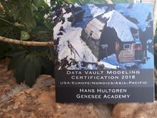 Updated Data Vault Certification Course Book