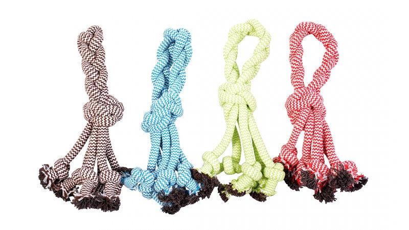 Spielknoten Zergel Hund