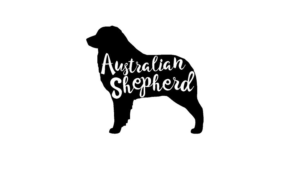 """Sticker """"Aussie Love"""""""