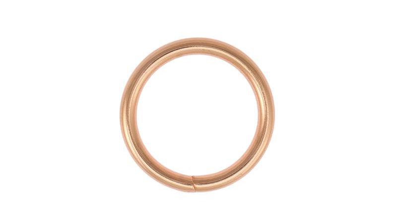 O-Ring rosegold