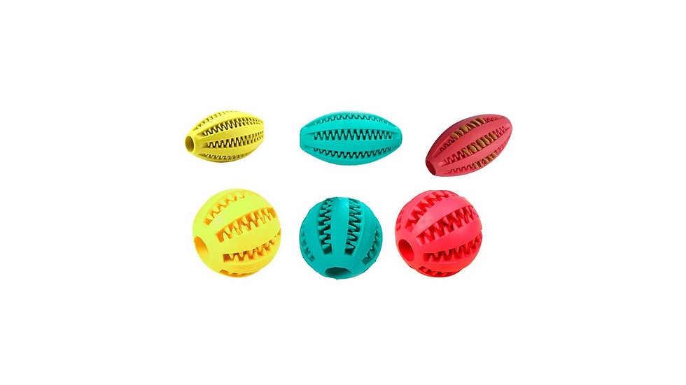 Dentalbälle Hundespielzeug