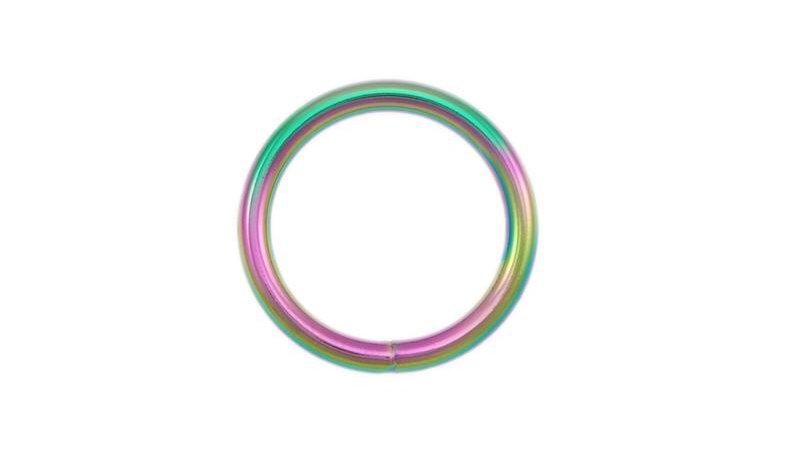 O-Ring regenbogen