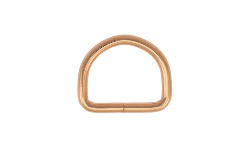 D-Ring rosegold