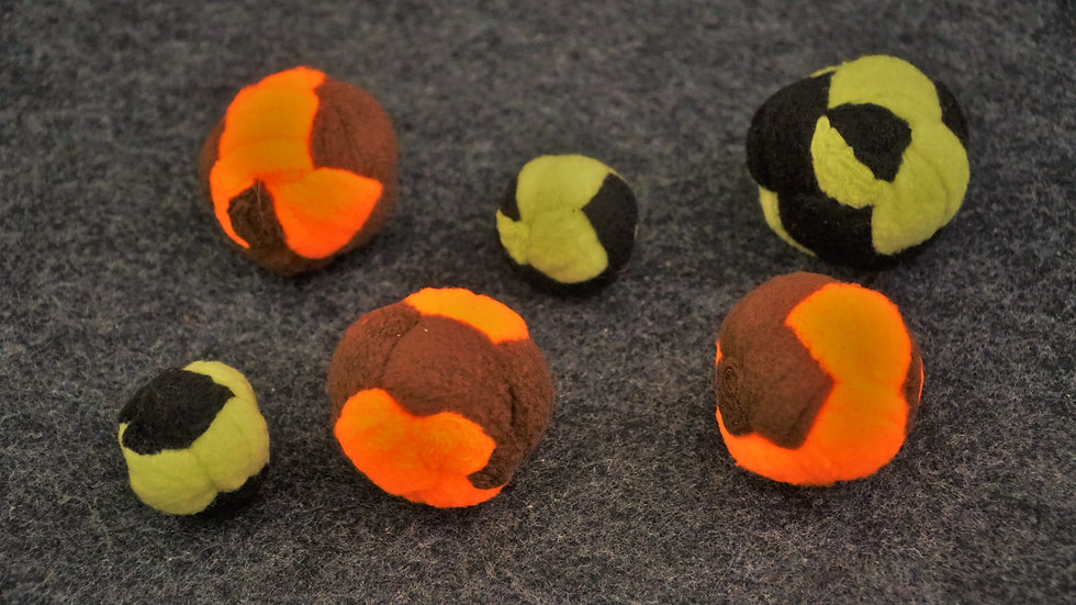 Indoor-Fleeceball