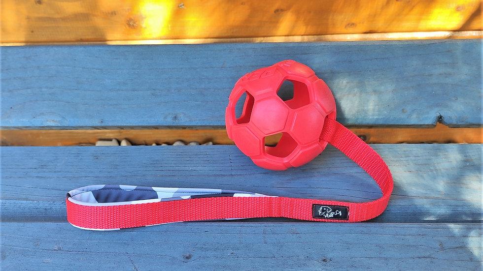 Soccer Ball mit Zerrschlaufe