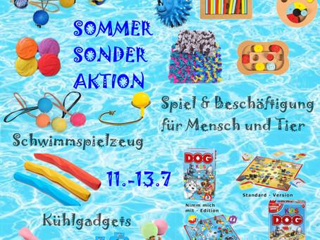 Sommer-Sonderaktion 🏖