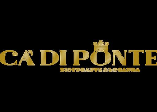 LOGO CA DI PONTE TRASPARENTE ORO.png