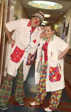 Clown Doctors