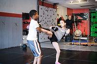 Children learn Self-defense and martial arts at My Tactical Advantage LLC   Detroit