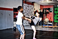 Children learn Self-defense and martial arts at My Tactical Advantage LLC | Detroit