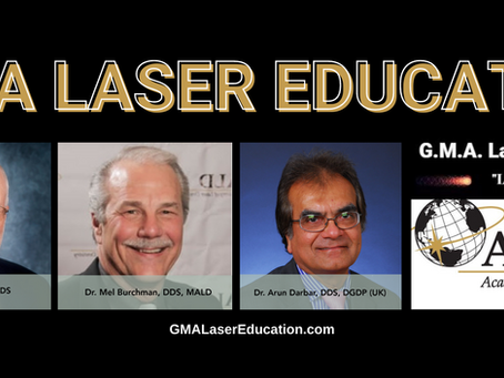 "GMA Laser Education Announces ""ASK THE EXPERTS"" Panel Discussion with Top Photobiomodulation Experts"