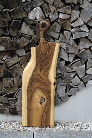 Bild 7: Holz-Schneidebrett Swarovski-Elements.JPG