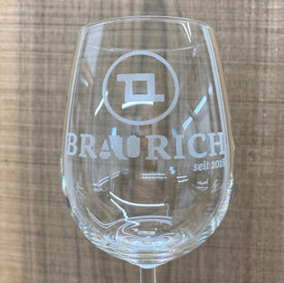 Bierglas Braurich Wil
