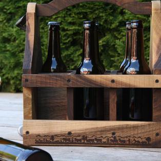 Bierträger Alpaufzug Saentis