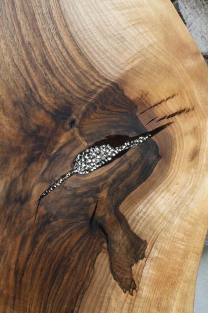 Bild 6: Holz-Schneidebrett Swarovski-Elements.JPG