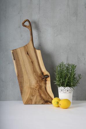 Bild 20: Holz-Schneidebrett Swarovski-Elements.JPG
