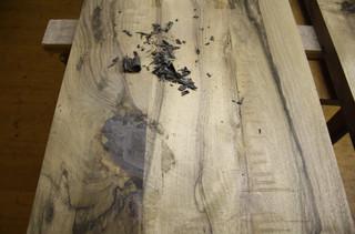 Bearbeitung: Nussbaum Esstisch massivholz.JPG