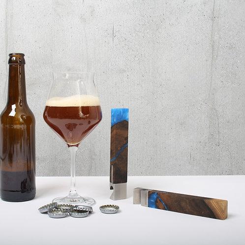 Flaschenöffner EpoxyBlue
