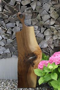 Bild 4: Holz-Schneidebrett Swarovski-Elements.JPG