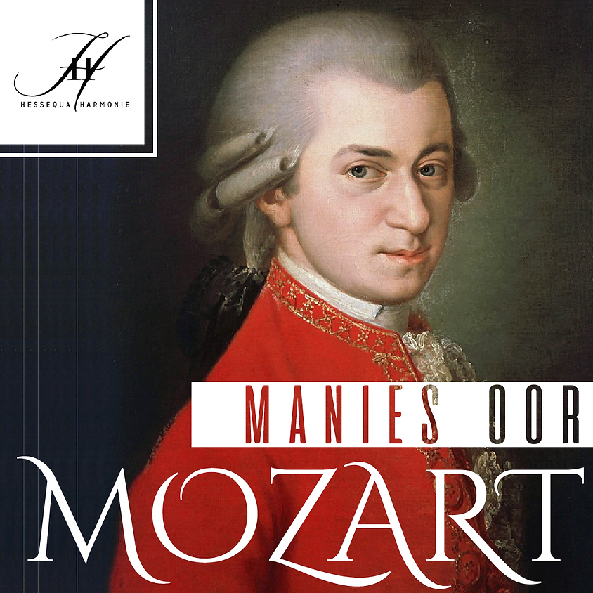 MANIES OOR MOZART - MANIC ABOUT MOZART