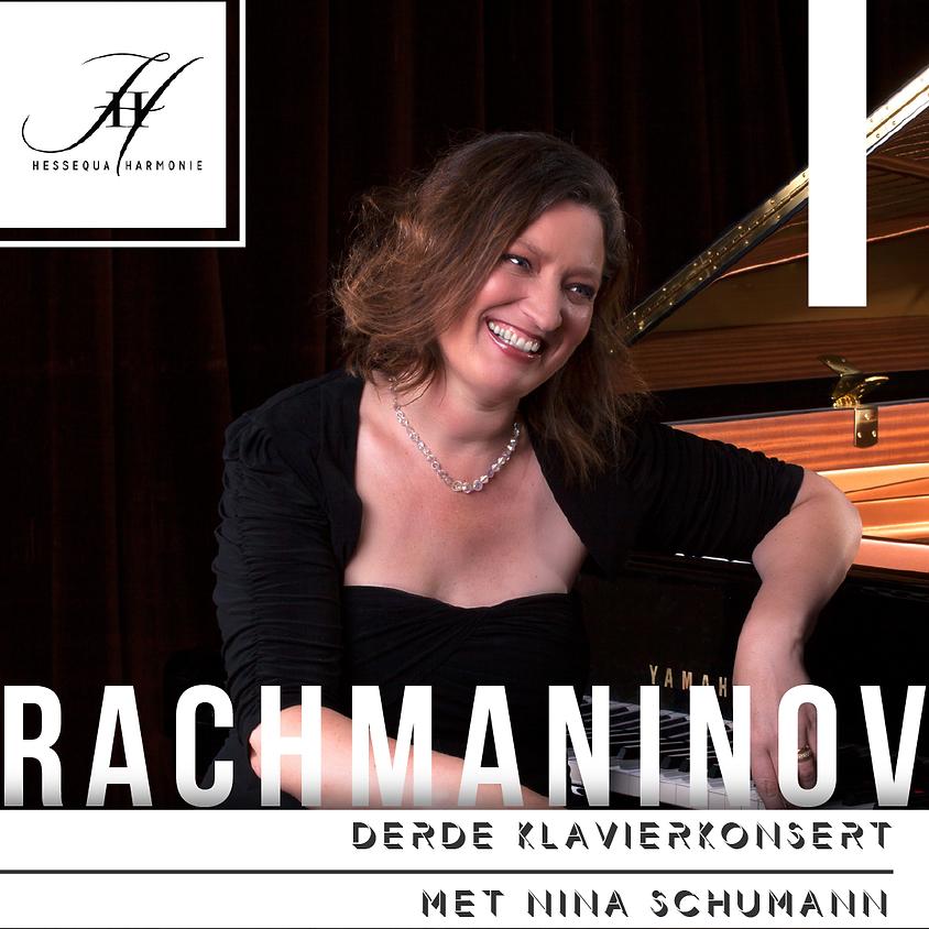 RACHMANINOV 2DE klavierkonsert