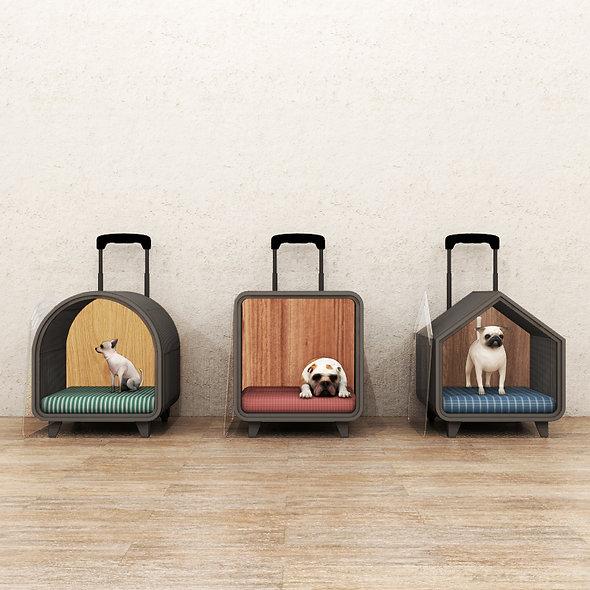 Casa de perritos