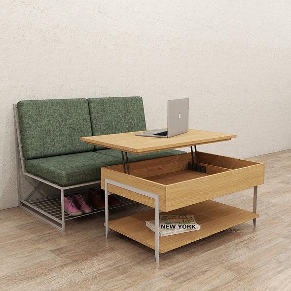 Mesa escritorio Alma