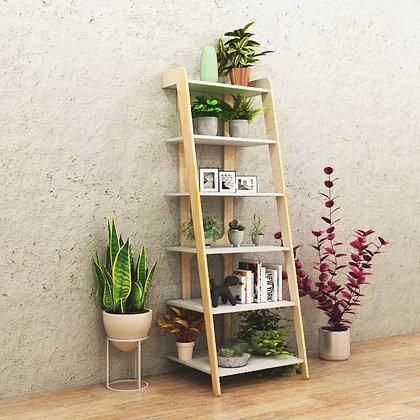 Librero escalera Aura