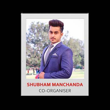 2. Shubham Manchanda CO-ORGANISER.png