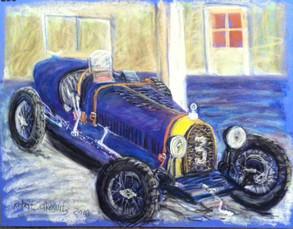 1929 Bugatti Type 37A