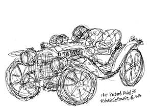 1907 Packard
