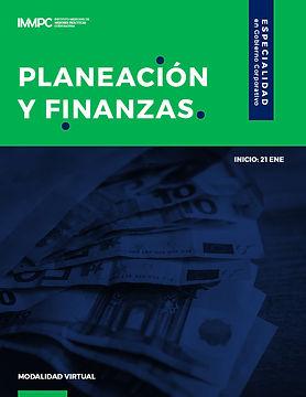 ESPECIALIDAD PLANEACION Y FINANZAS - 21