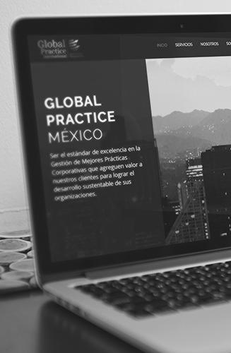 Sitio web - Global Practice - SoulSay Creative Studio