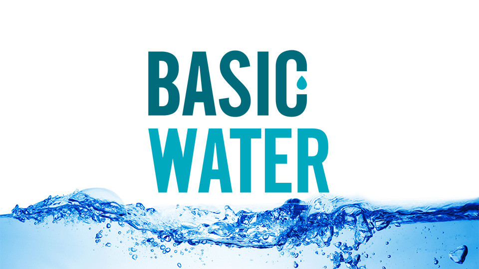 Logo Basic Water