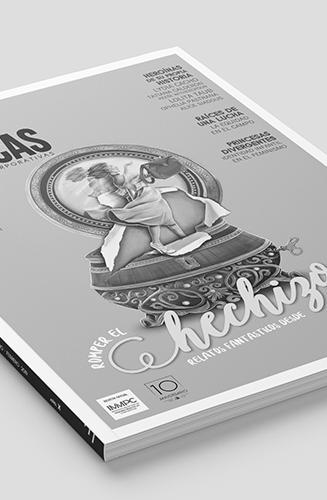 Proyecto editorial - Revista Mejores Prácticas Corportivas - SoulSay Creative Studio
