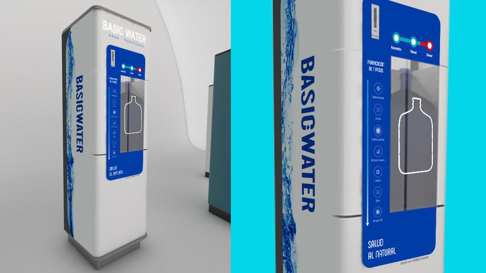 Despachador - Basic Water