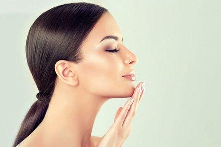 Lips, Chin, or Sideburns